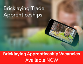 Bricklaying Apprenticeship Vacancies