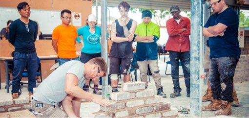 Bricklayer Apprenticeships