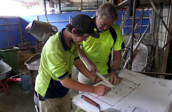 National \ Michaels Brickie / IC Brickie & apprentice