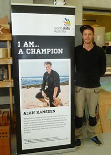 Alan Ramsden - I am a champion