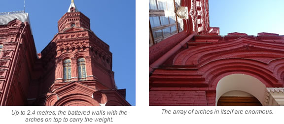 2 Image - 2.4 Mtr & Array of Arches
