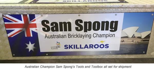 Sam Spong Skillaroo