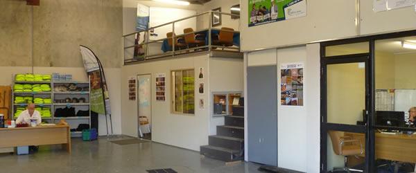 WA Warehouse & Office