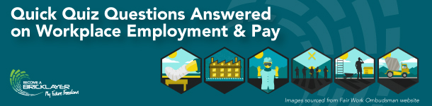 Quick Quiz Questions Answered on Workplace Employment & Pay