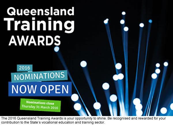 Queensland Training Awards