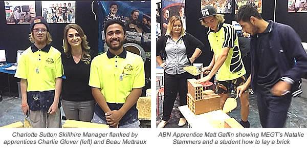 Charlott Sutton Image & Matt Gaffin Natalie Stammers Image Banner wth Caption