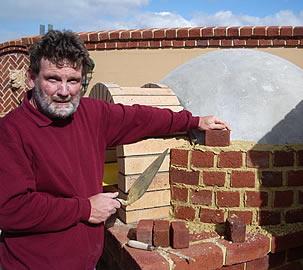 Peter Moore Bathurst TAFE Teacher & Oven
