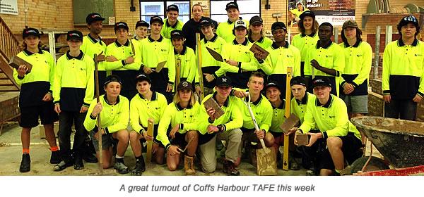 SOP Coffs Harbour TAFE NSW June 2016 wth caption V2