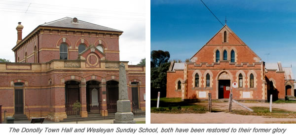 dunolly-town-hall-wesleyan-sunday-school-banner-wth-caption