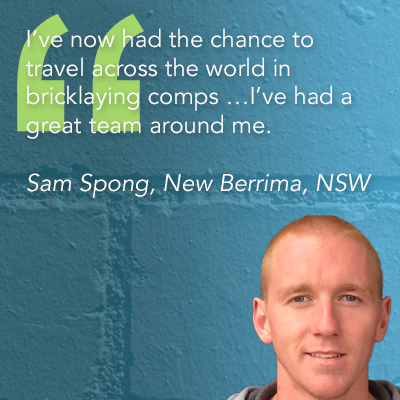Sam Spong, NSW