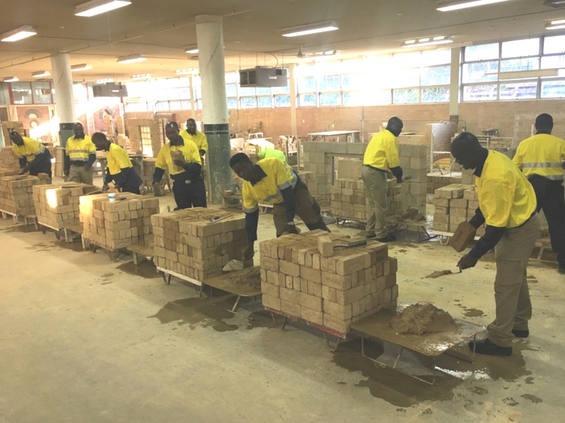 Bricklaying helps 457 Visa Holders