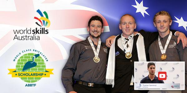 Bricklaying WorldSkills Australia