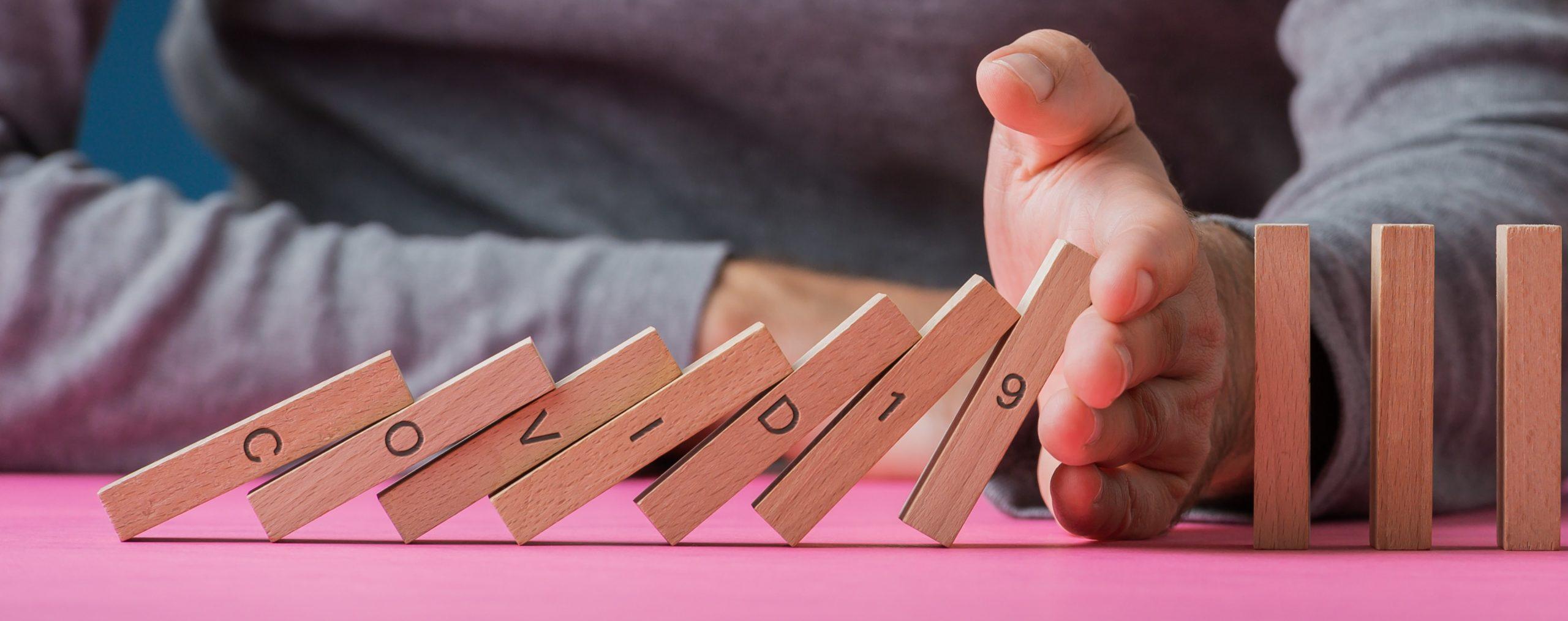 Preventing Covid domino effect